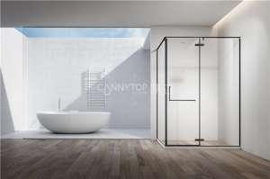 用整体淋浴房保持生活态度 以品牌打造全新生活覆铜板